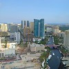 Aerial drone city footage Fort Lauderdale tour 4k 60p