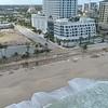 Hurricane Irma storm surge Fort Lauderdale Beach Florida