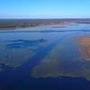 Hyperlapse drone footage Tallahassee Lake Jackson 4k 24p
