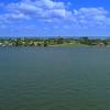 Aerial drone footage hyperlapse Mar A Lago Palm Beach Florida
