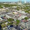 Drone footage Miami Wynwood art walls basel 2017 4k 24p