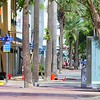 Lincoln Road Miami Beach before Hurricane Irma