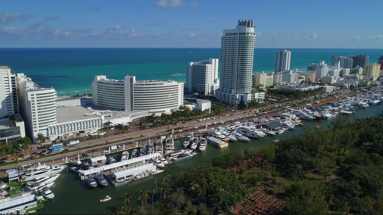 Annual Miami Beach International Boat Show February 2018