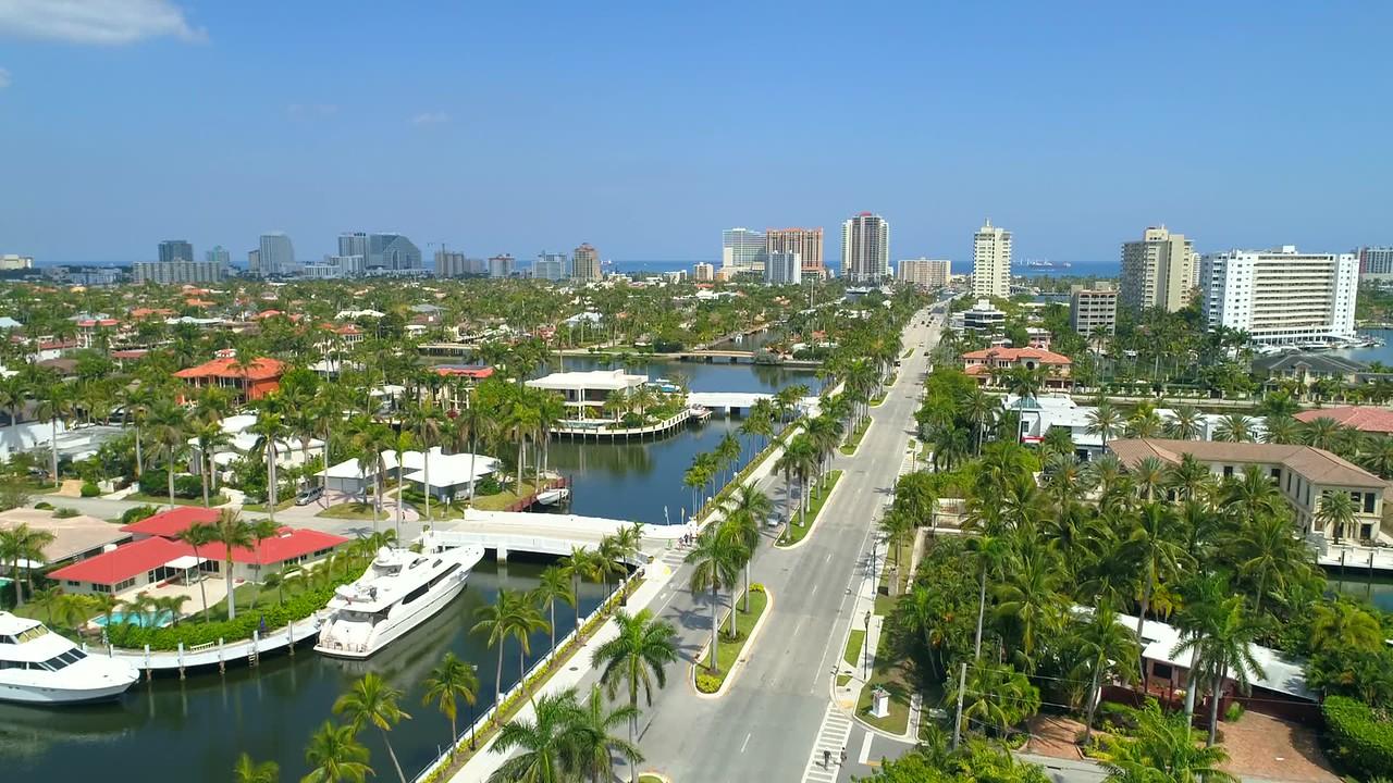 Luxury neighborhoods Las Olas Fort Lauderdale FL