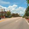 Streets empty after Hurricane Irma MIami Beach