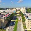 FIU student parking lot