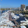 Megayachts at the 2017 Fort Lauderdale boat show