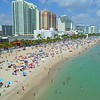 Spring break Miami Fort Lauderdale Florida 4k 60p
