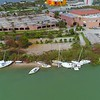 Aerial video boats destroyed in Miami after Hurricane Irma