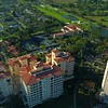Aerial video Milano Siena Verona luxury residences condominiums Deering Bay Florida