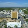 Triton Center immigration building demolition development city Miami 4k drone footage