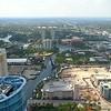 Tarpon River Fort Lauderdale Florida aerial video
