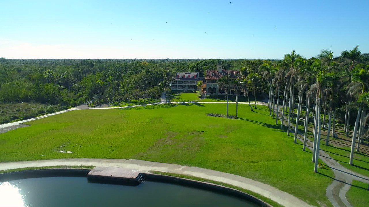 Deering Estate Miami