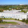 Aerial video Miami Beach Senior High