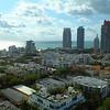 Stock drone footage Miami Beach Florida