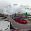 360vr footage graffiti art walls Wynwood Miami Florida