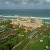 Aerial orbit The Breakers West Palm Beach