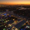 Night at the Fort Lauderdale International Boat Show