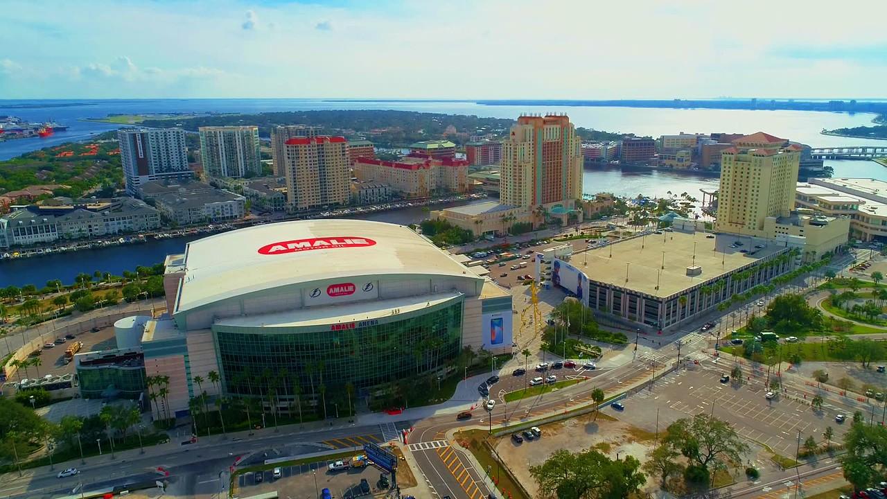 Amalie Arena Stadium Tampa