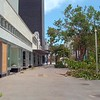 South Beach Lincoln Road closed Hurricane Irma damage