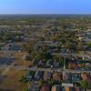 Residential urban neighborhood Liberty City Miami Florida high crime area