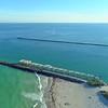 Miami Beach South Pointe Park pier