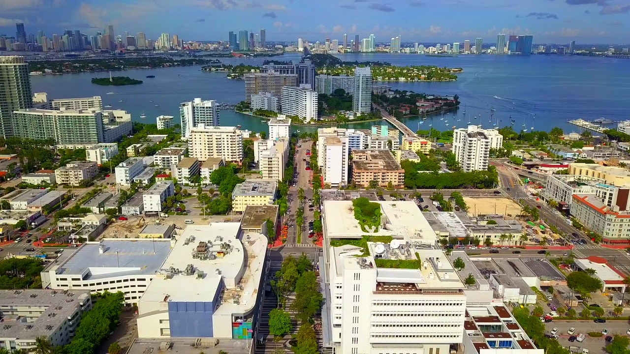 Miami Beach Venetian Islands