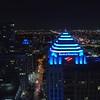 Aerial flyover Bank of American Fot Lauderdale FL
