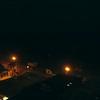 Aerial video Charnow Park Hollywood Beach FL