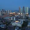 Aerial American cities Miami 4k