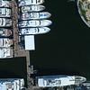 Aerial shot Fort Lauderdale Boat Show 2017