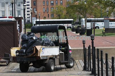 Norfolk Waste  Management Vehicle
