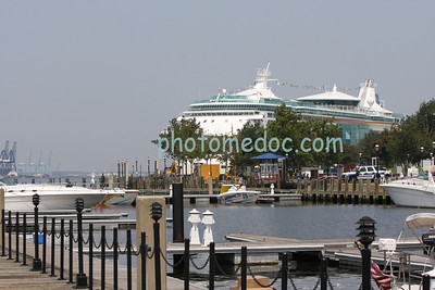 Norfolk Cruise Ship