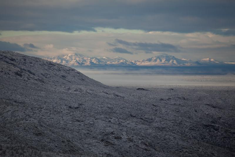 AZ-2011-033: Redington Pass, Pima County, AZ, USA