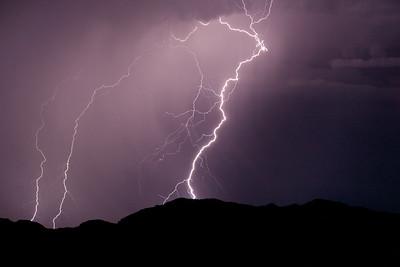 Casa Grande Lightning