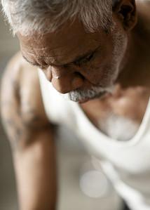 Aboriginal Elder of the Wurrundjeri People