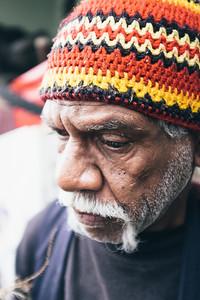 Indigenous Australian Elder