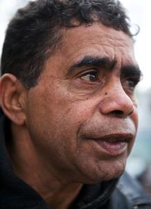Portrait of an Indigenous Australian Elder