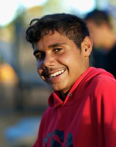 Teenage Aboriginal Boy