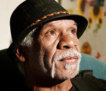 Aboriginal Elder with a Hat