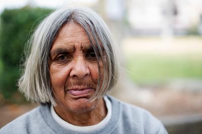 Aboriginal Woman who is an Elder of her People
