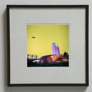 "ARTIST ROBERT DUNAHAY AND PHOTOGRAPHER ARTHUR COLEMAN  'MID-CENTURY ""Sighting Morango """