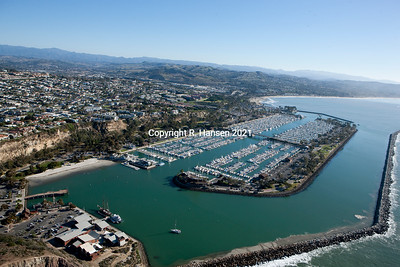 Dana Point aerials 11, Harbor