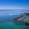 Dana Point Aerials 12, The Harbor and Catalina
