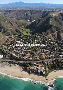 Laguna Beach Aerials
