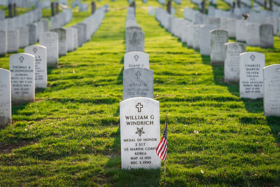 """""""William Windrich"""" - Arlington National Cemetery, Washington, D.C.   Recommended Print sizes*:  4x6  