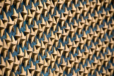 """Fallen Stars"" - Washington, D.C., World War II Memorial   Recommended Print sizes*:  4x6  
