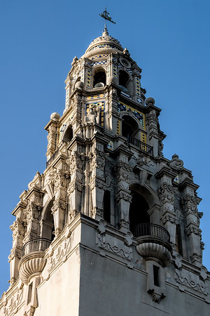 Tower at Balboa Park