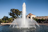 Water Fountain at Balboa Park