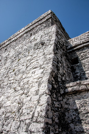 Castillo Temple at Tulum